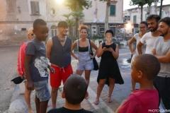 Compagnia Nest / Barbonaggio teatrale nel quartiere