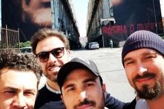 Compagnia Nest con Nicolai Lilin e Vinicio Marchioni
