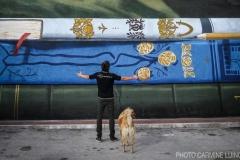 Laboratorio fotografia e street art