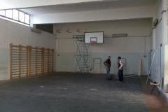 Il teatro Nest prima dei lavori